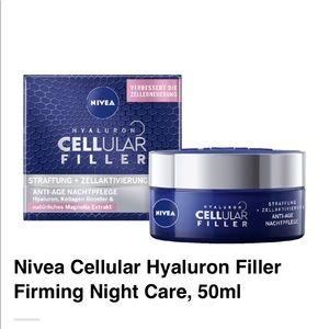 Nivea Cellular Hyaluron Filler Firming Night Care